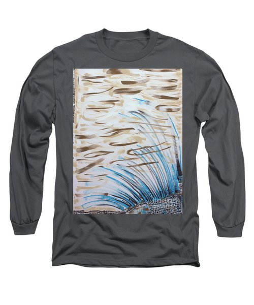 Beach Winds Long Sleeve T-Shirt by Steven Macanka