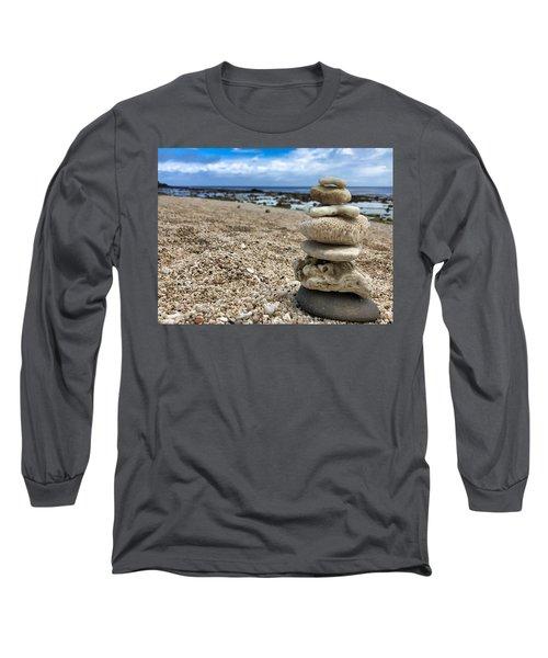 Beach Zen Long Sleeve T-Shirt