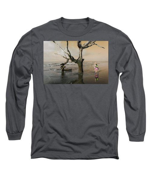 Beachcombing Long Sleeve T-Shirt