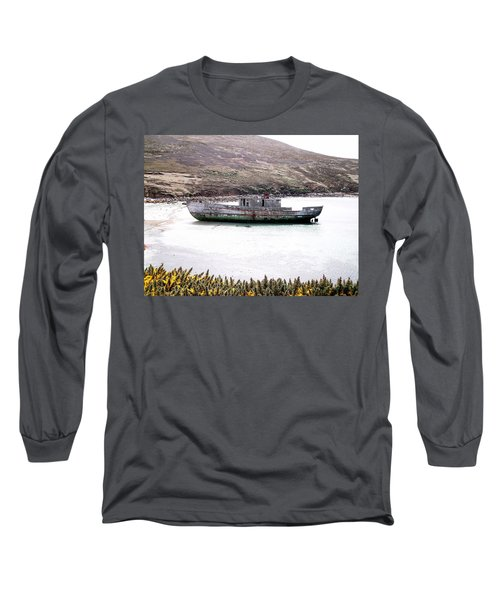 Beached Beauty Long Sleeve T-Shirt