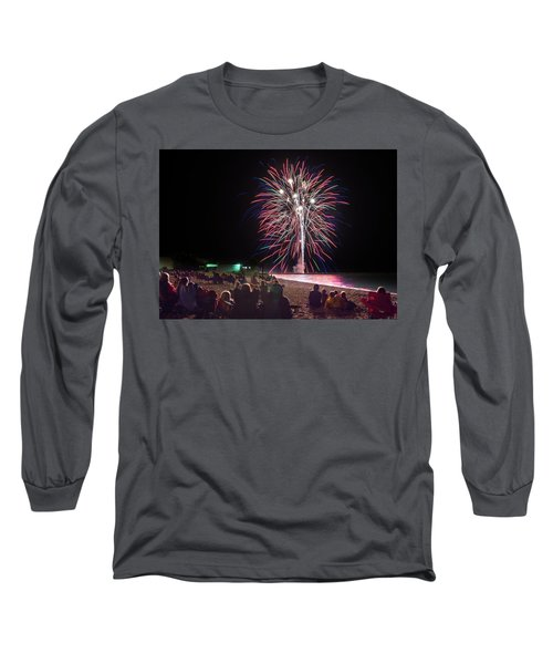 Long Sleeve T-Shirt featuring the photograph Beachside Spectacular by Bill Pevlor