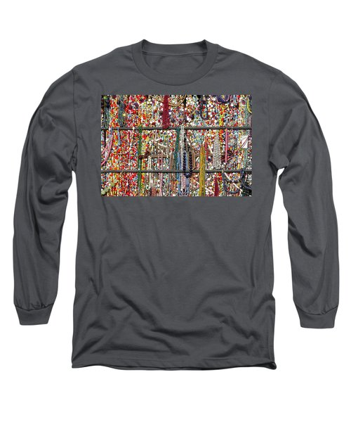 Beads In A Window Long Sleeve T-Shirt