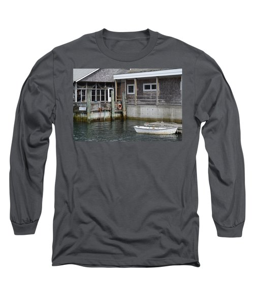 Beals Lobster Pound Long Sleeve T-Shirt