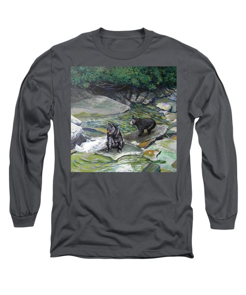 Bear Creek Long Sleeve T-Shirt