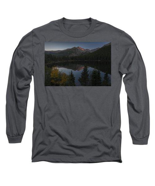 Bear Lake Long Sleeve T-Shirt by Gary Lengyel