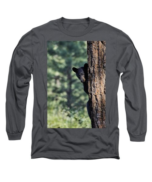 Bear4 Long Sleeve T-Shirt