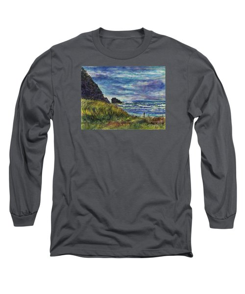 Beards Hollow Connection Long Sleeve T-Shirt