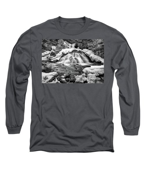 Bear's Den Waterfall Long Sleeve T-Shirt