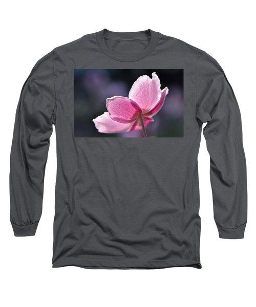 beautiful Anemone Long Sleeve T-Shirt