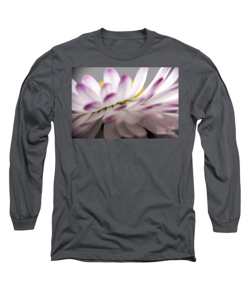 Beautiful Colorful Image About Daisy Flower Long Sleeve T-Shirt
