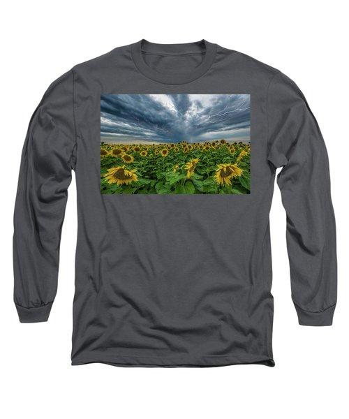 Beautiful Disaster  Long Sleeve T-Shirt