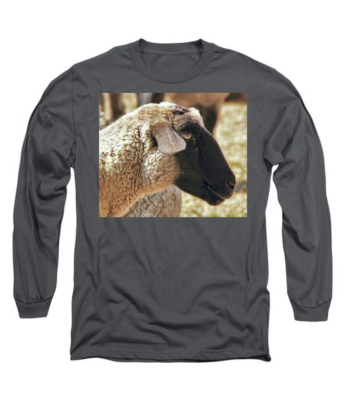 Beautiful Girl Long Sleeve T-Shirt