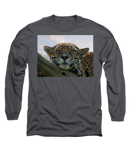 Beautiful Jaguar Long Sleeve T-Shirt