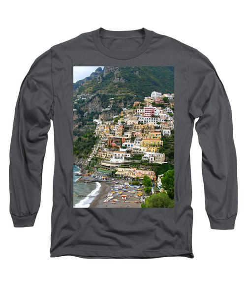Beautiful Positano Long Sleeve T-Shirt