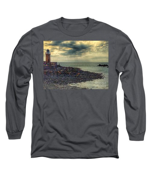 Beautiful Skies At Portpatrick 2 Long Sleeve T-Shirt