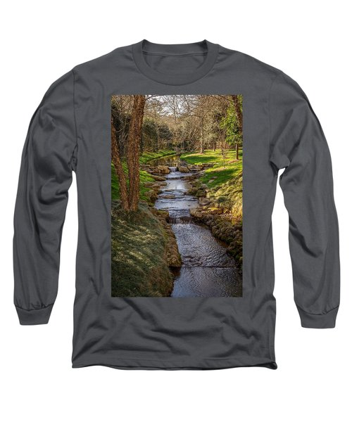 Beautiful Stream Long Sleeve T-Shirt