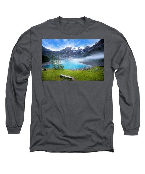 Beautiful Switzerland Long Sleeve T-Shirt