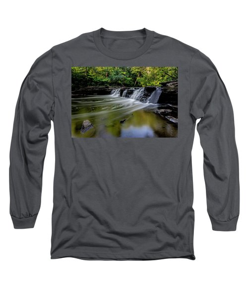 Beautiful Waterfall Long Sleeve T-Shirt
