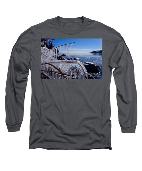 Beautiful Winter Day Long Sleeve T-Shirt