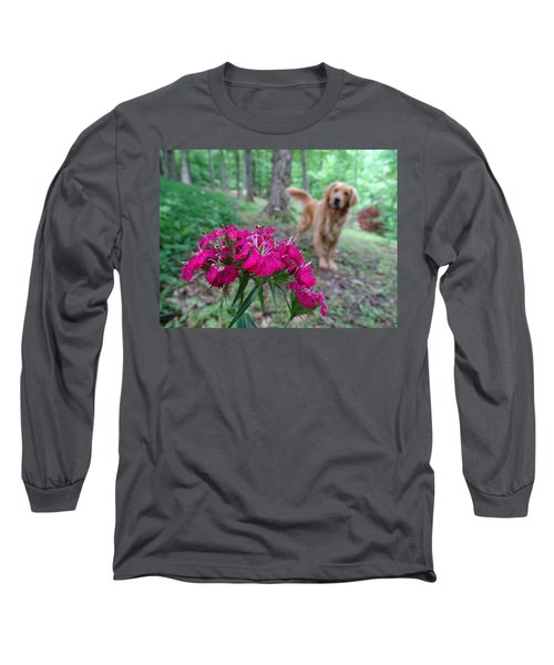 Beauty And The Beast. Long Sleeve T-Shirt