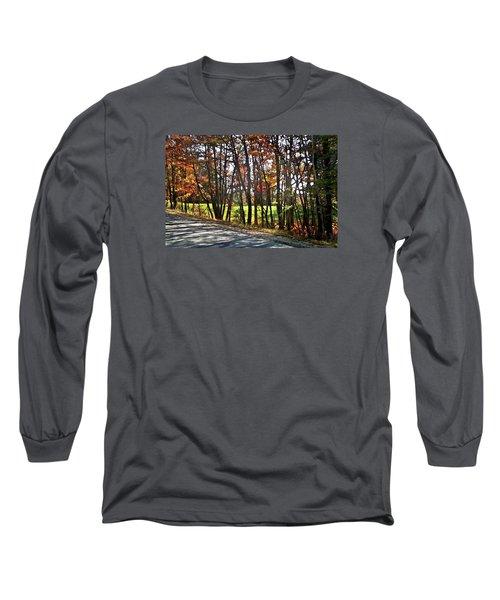 Beauty In The Dappled Light Long Sleeve T-Shirt