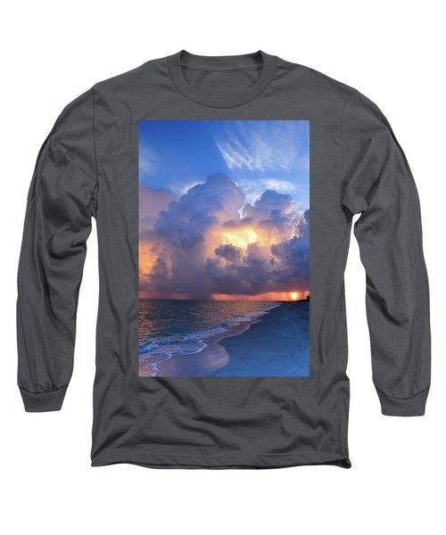 Beauty In The Darkest Skies II Long Sleeve T-Shirt