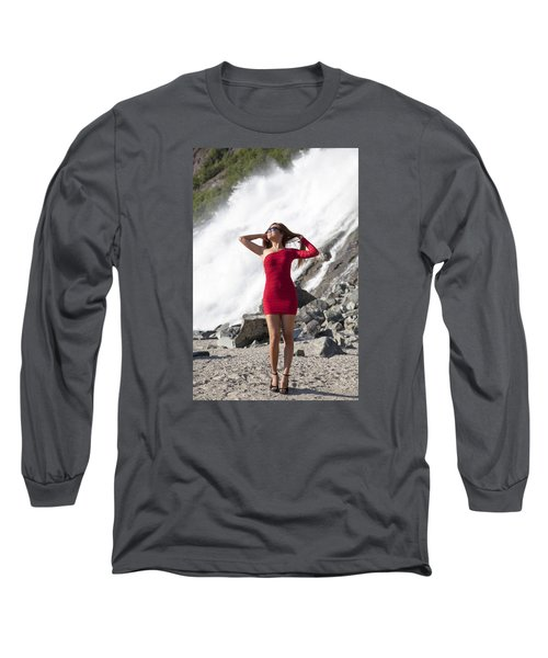 Beauty In Wilderness Long Sleeve T-Shirt