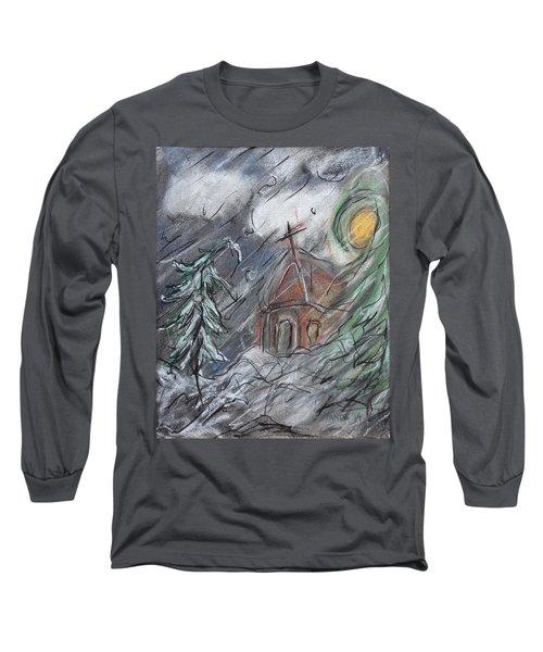 Beauty Of Winter Long Sleeve T-Shirt