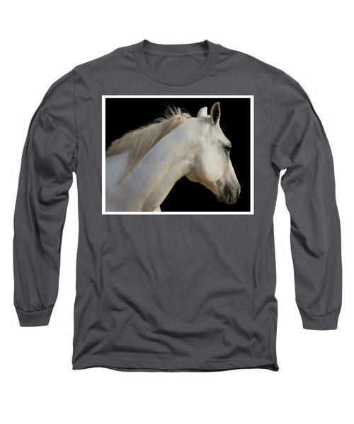 Beauty Long Sleeve T-Shirt by Sharon Jones
