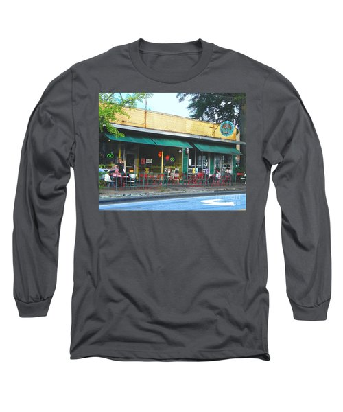 Beauty Shop And Do  Cooper Young Memphis Long Sleeve T-Shirt