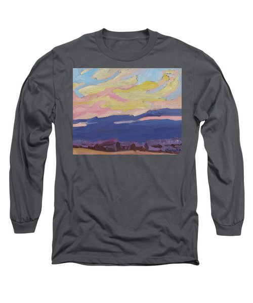 Beaver Sunset Long Sleeve T-Shirt