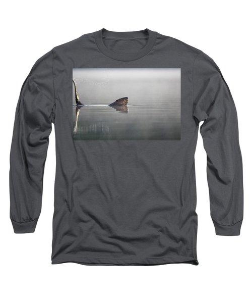 Beaver Tail Long Sleeve T-Shirt