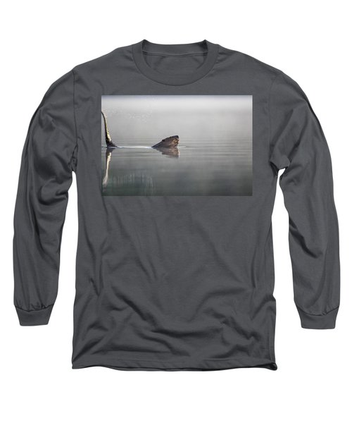 Beaver Tail Long Sleeve T-Shirt
