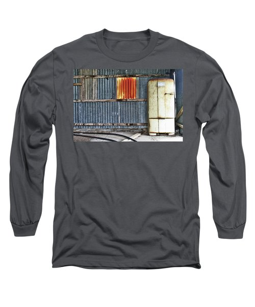 Beer Fridge Long Sleeve T-Shirt