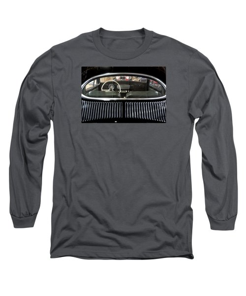 Beetle Interior  Long Sleeve T-Shirt