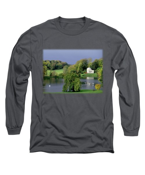 Before The Storm Long Sleeve T-Shirt by Jon Delorme