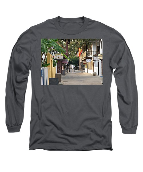 Before The Tourists 1 Long Sleeve T-Shirt