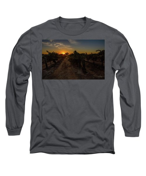 Before Tomorrow's Harvest Long Sleeve T-Shirt