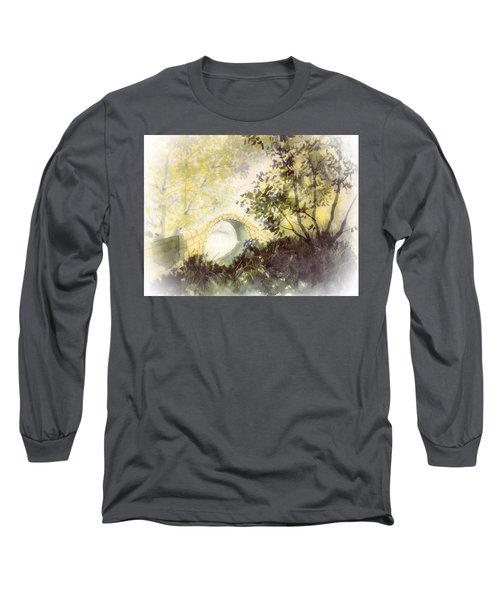 Beggar's Bridge Vignette Long Sleeve T-Shirt