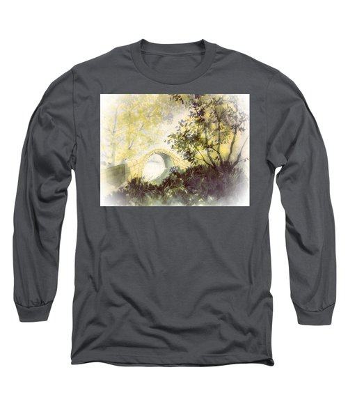 Beggar's Bridge Vignette Long Sleeve T-Shirt