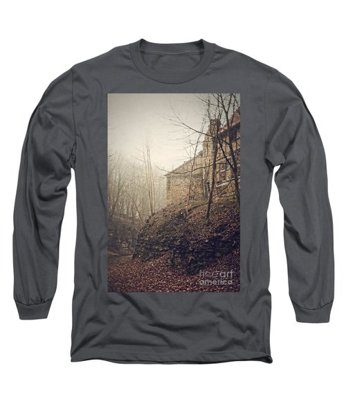 Behind Ancient Walls Long Sleeve T-Shirt
