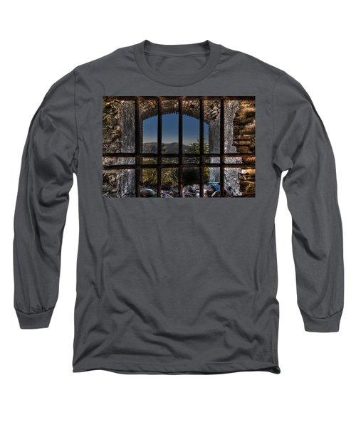 Behind Bars - Dietro Le Sbarre Long Sleeve T-Shirt