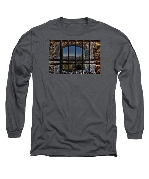 Behind Bars - Dietro Le Sbarre Long Sleeve T-Shirt