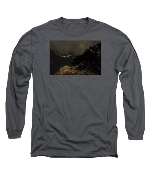 Behind The Cloud Long Sleeve T-Shirt