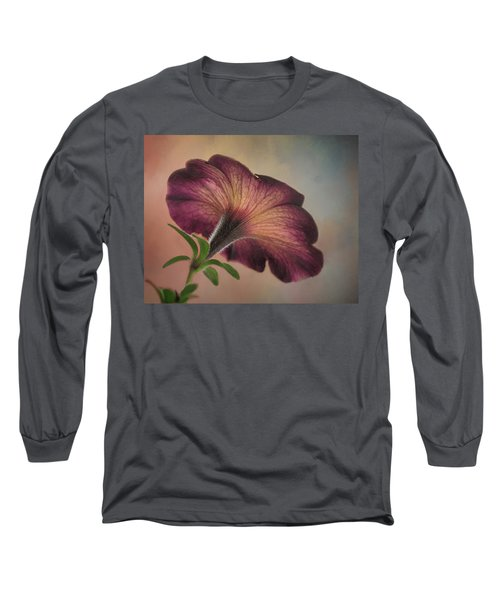 Long Sleeve T-Shirt featuring the photograph Behind The Scene by David and Carol Kelly