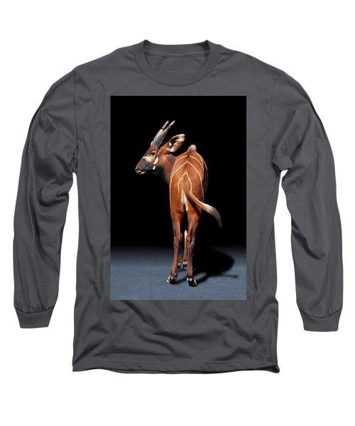 Behind The Scene - Mountain Bongo Long Sleeve T-Shirt