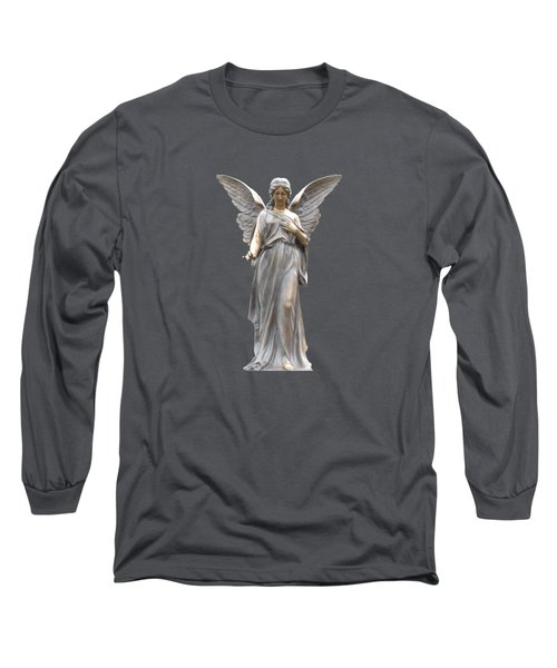Behold I Send An Angel Before Thee I I Long Sleeve T-Shirt by David Dehner