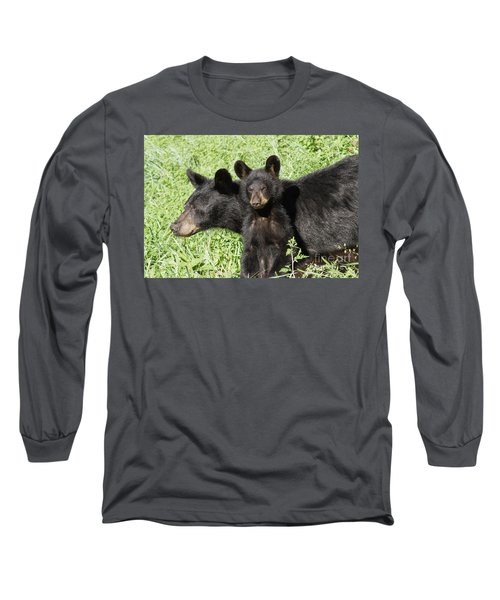 Being Watched Long Sleeve T-Shirt