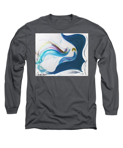 Beit Breathe And Meditate Long Sleeve T-Shirt