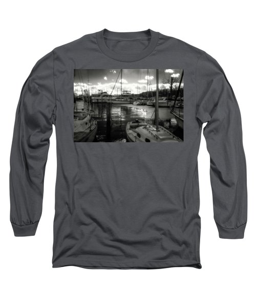 Bell Haven Docks Long Sleeve T-Shirt